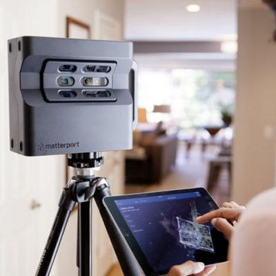matterport caméra